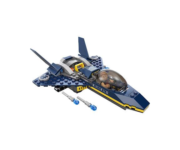 レゴ スーパー・ヒーローズ ハルクのヘリキャリア突破 6868