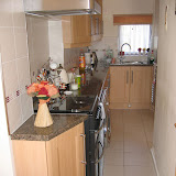 Kitchen redecoration in Merseyside