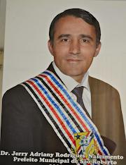 URGENTE - Tribunal de Justiça do Maranhão suspende liminar que concedia ao Ex-Prefeito Jerry Adriany de São Roberto o direito de concorrer às eleições municipais 2020