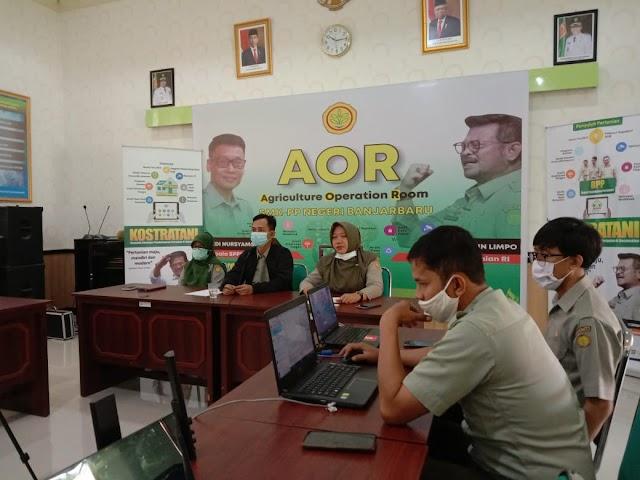 Undang Orangtua Siswa, SMK-PPN Banjarbaru Rapat Persiapan Pembelajaran Tatap Muka