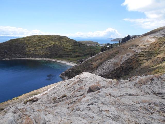 Isla del Sol beaches