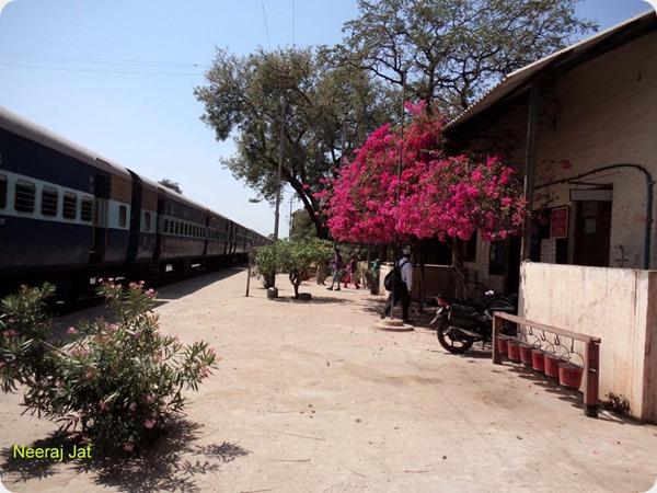 Vadodara to Kathana Railway