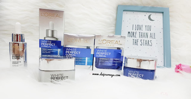 Review White Perfect Clinical by Loreal Paris