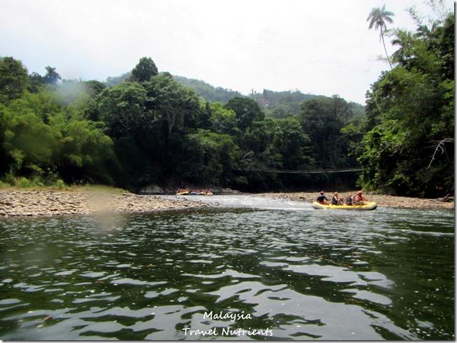 馬來西亞沙巴 九如河泛舟 溜索 (15)