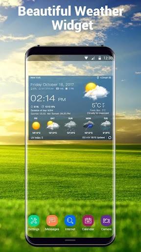 Weather updates&temperature report 15.1.0.45940 screenshots 1