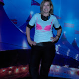 WWW.ENTSIMAGES.COM -   Penny Smith    taking part in    The MoonWalk London May 11th 2013                                                   Photo Mobis Photos/OIC 0203 174 1069