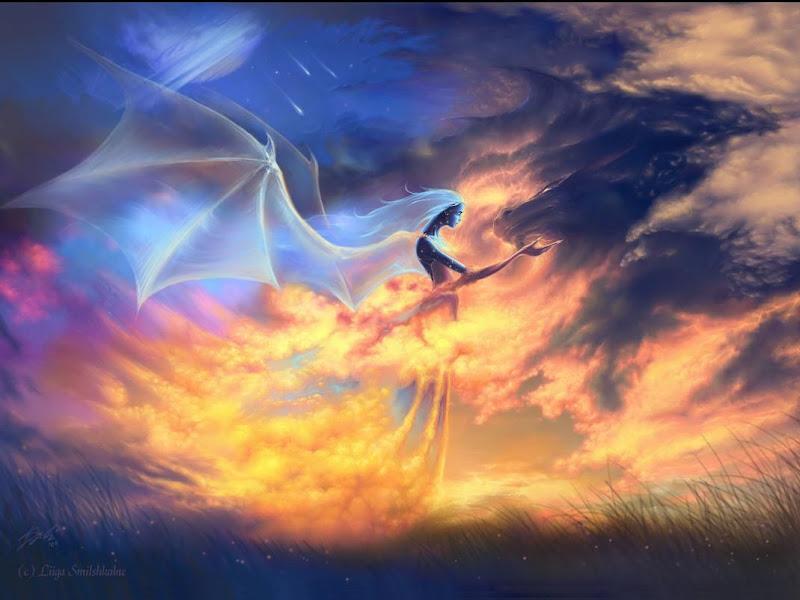 Cool Pixie Of Fair, Fairies Girls 2