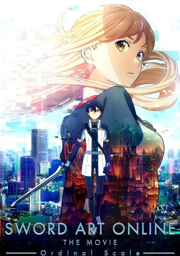 Sword Art Online: The Movie – Ordinal Scale
