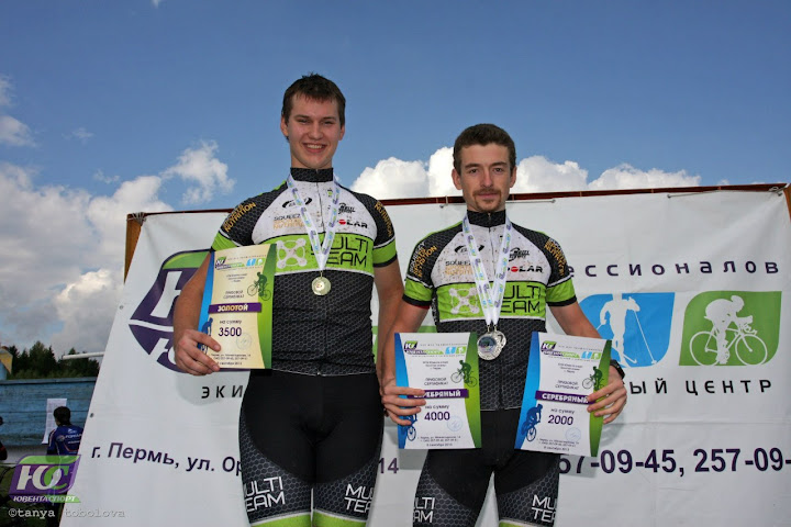Общий итог поездки в Пермь от команды Multi-Team