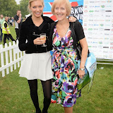 WWW.ENTSIMAGES.COM -   Rachel Riley  with mum   at       Pup Aid at Primrose Hill, London September 6th 2014Puppy Parade and fun dog show to raise awareness of the UK's cruel puppy farming trade. Pup Aid, the anti-puppy farming campaign started by TV Vet Marc Abraham, are calling on all animal lovers to contact their MP to support the debate on the sale of puppies and kittens in pet shops. Puppies & Celebrities Return To Fun Dog Show Fighting Cruel Puppy Farming Industry.                                              Photo Mobis Photos/OIC 0203 174 1069