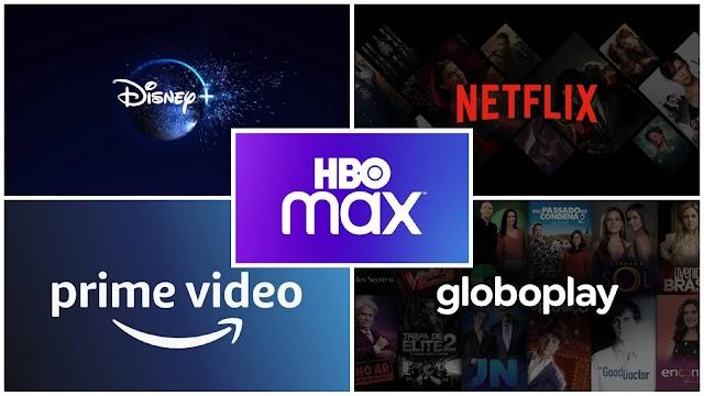 Quanto custa assinar todos os Streaming no Brasil e qual é mais vantajoso