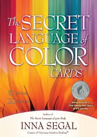 The Secret Language of Color eBook By Inna Segal