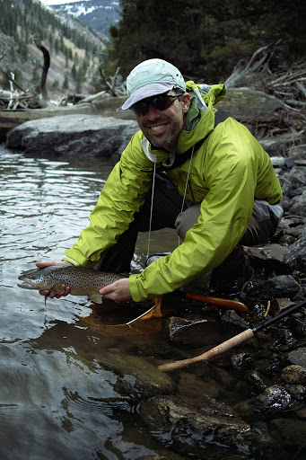 Ryan Jordan Tenkara Guide