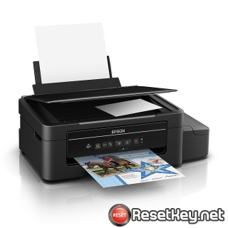 Reset Epson ET-2500 ink pads are at the end of their service life