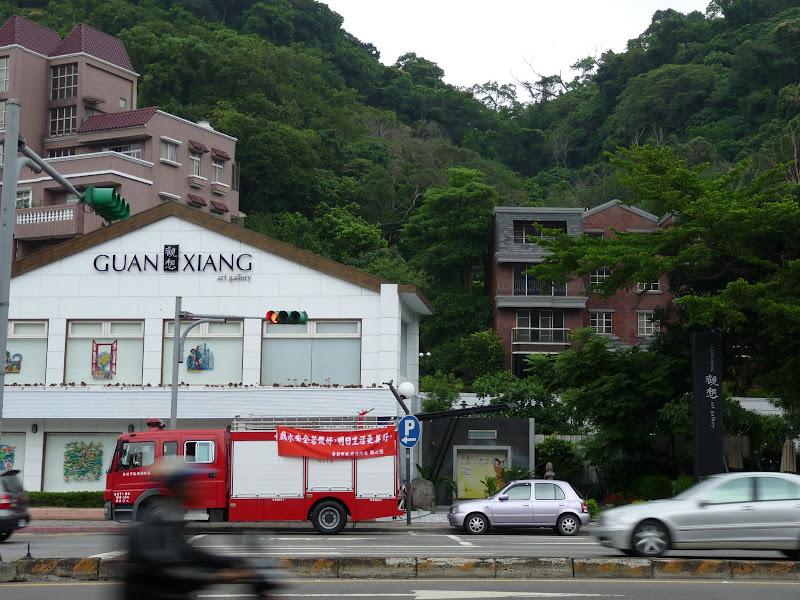 TAIWAN.Taipei Maison de l écrivain Lin Yutang,et divers - P1100520.JPG