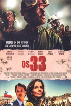 Capa Os 33 (2015) Dublado Torrent