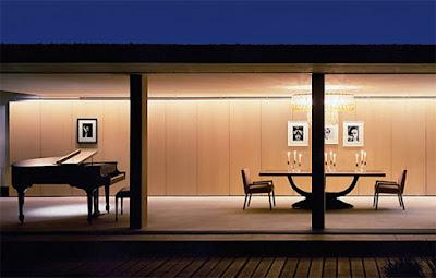 Casa Finisterra 7 Rumah Minimalis Indah Di Tebing Batu