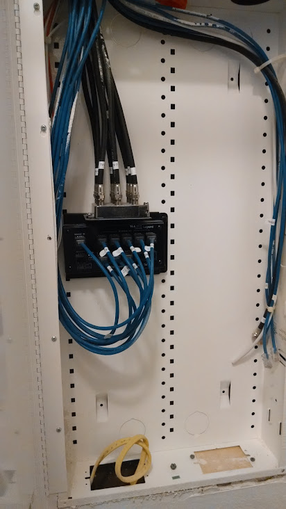 confused about pre wired home ethernet help solved networking rh tomshardware com Basic Wiring Home Home Wiring Conduit