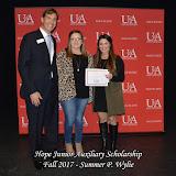 Fall 2017 Foundation Scholarship Ceremony - Hope%2BJunior%2BAuxiliary.jpg