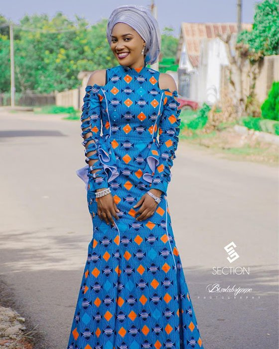 Ankara Skirt And Blouse Styles In 2017 2018 Fashion 2d