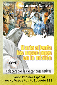 Vocaciones Nativas 2012