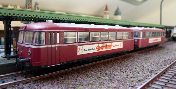 Märklin 39982 Schienenbus Doornkaat