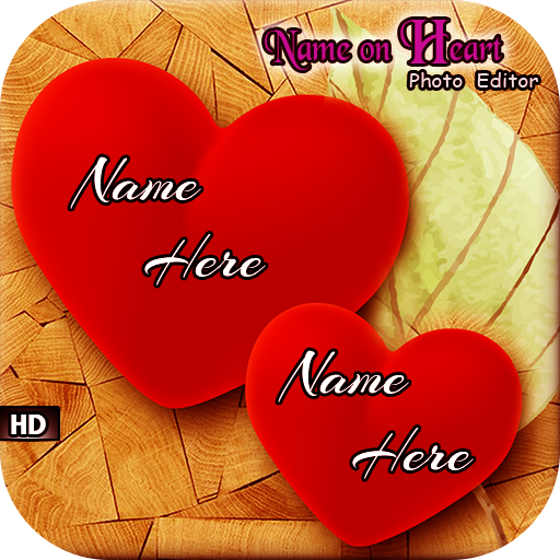 Name on Heart Photo Editor - Apps on Google Play