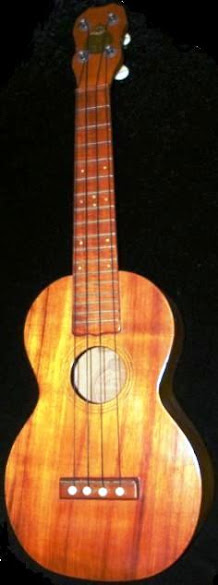 Leonardo Numes Radiotenor Concert scale Ukulele