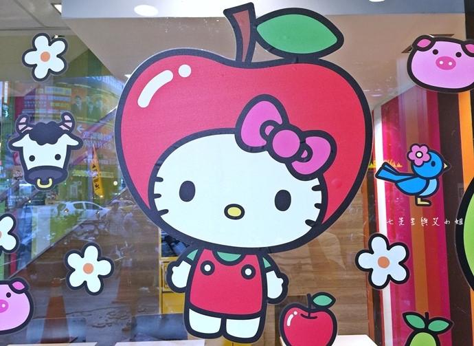 5 Hello Kitty 麥麥幫仲夏農場 20160713開跑,每週推出兩款,爆炸可愛~絕對引起排隊熱潮!