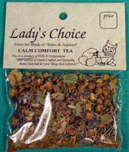 Calm Comfort Herbal Tea