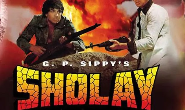 Sholay Full HD Full Movie Download & Online Play 1975