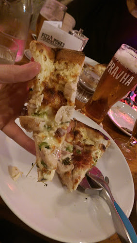 Pizza Punks, Gerry's Kitchen, Pizza, Glasgow restaurants, Staropramen, Blue Moon, Molson-Coors, Franciscan Well, Chieftain IPA