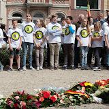 Herdenking 70 jaar WOII V-dag 8 mei 2015