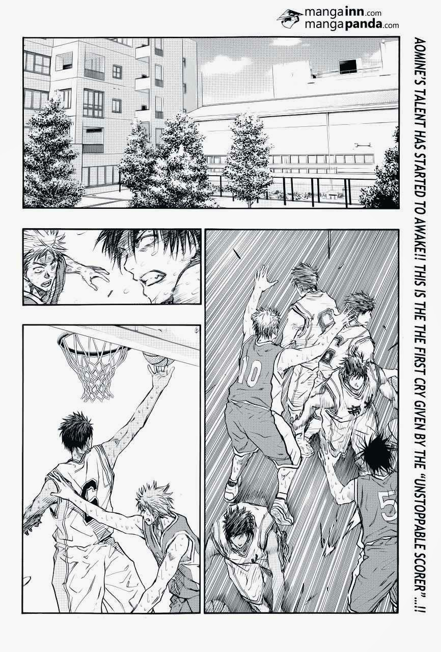 Kuroko no Basket Manga Chapter 213 - Image 02