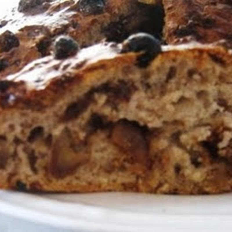 Alla ricerca del perfetto Dolce di Natale: la Bisciola è un dolce tipico del periodo natalizio della Valtellina.