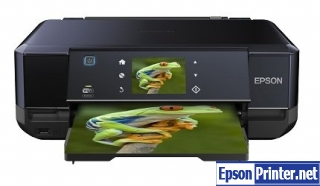 Download Epson Expression Photo XP-750 laser printer driver – install without installation compact disc