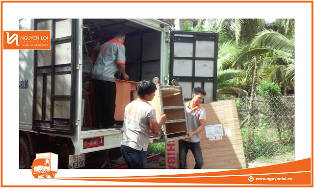 công ty cho thuê xe tải ở Bình Tân