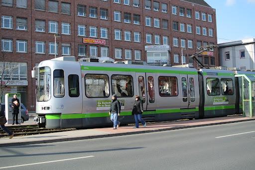 Stadtbahn: Busse ersetzen Linie 1 im Bereich Langenhagen