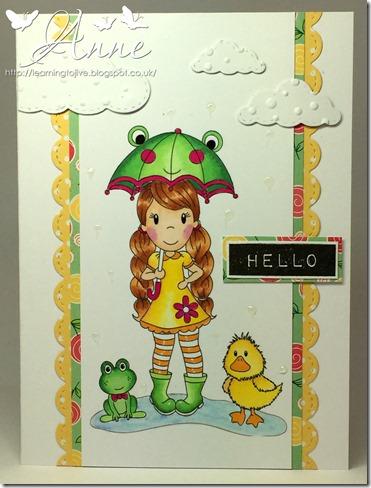 MMCS 4 Paper Nest Rainy Day Emma