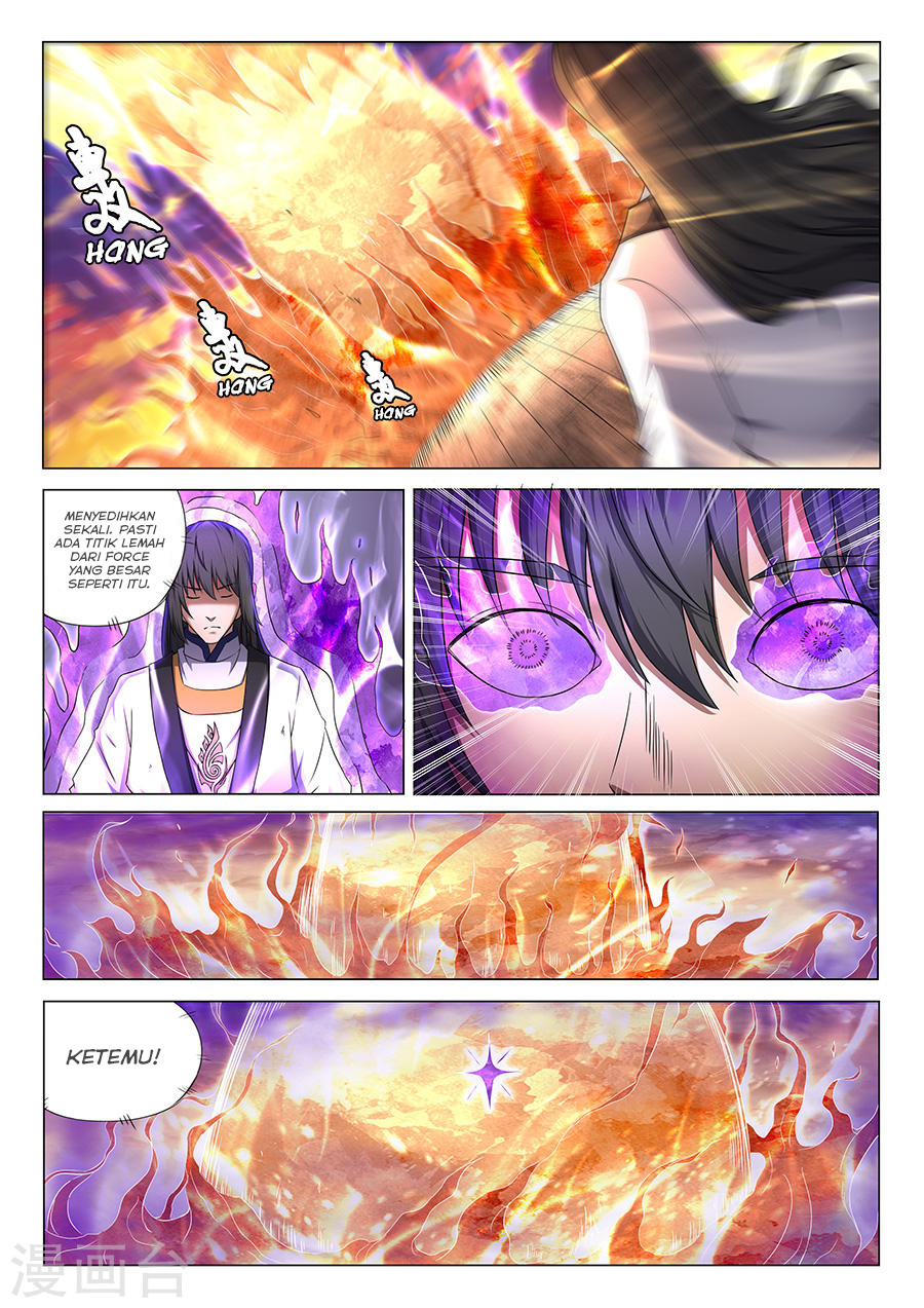 God of Martial Arts Chapter 41.1