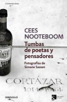 Tumbas de poetas y pensadores. Cees Nooteboom