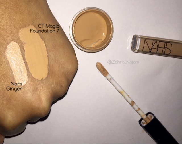 Charlotte Tilbury Magic Foundation in Shade 7 Review ...