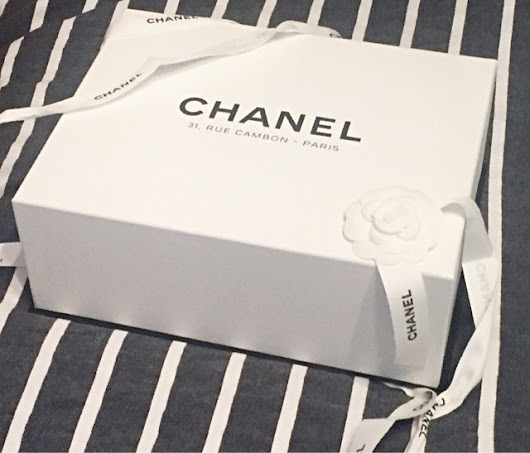 My First (new) Chanel: an unboxing