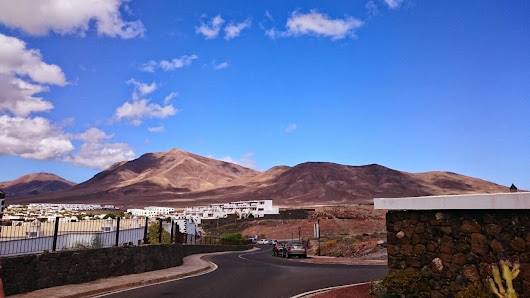 Lanzarote! October Sunshine