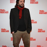WWW.ENTSIMAGES.COM -    Matt Berry   arriving at     Made In Dagenham - press night at Adelphi Theatre London November 5th 2014Comedy musical based on the hit British film.                                                  Photo Mobis Photos/OIC 0203 174 1069
