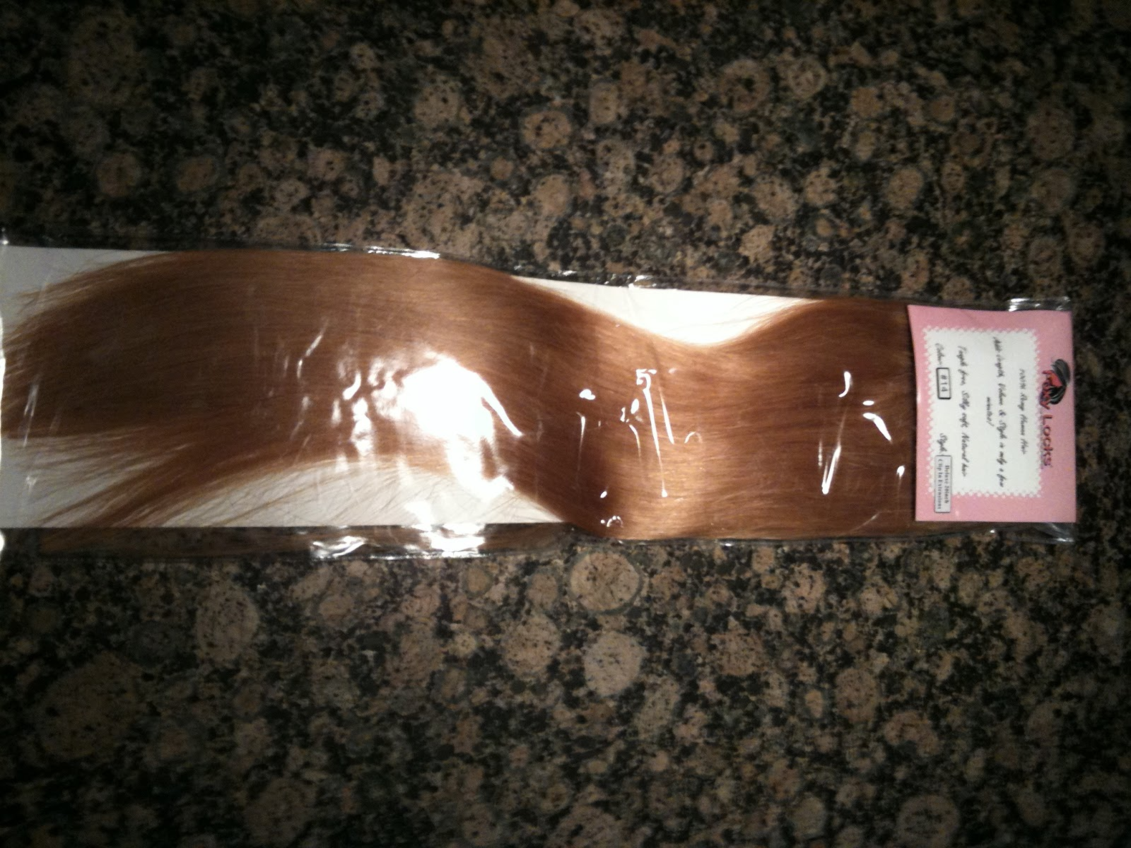 Foxy Locks Extensions Colors 8