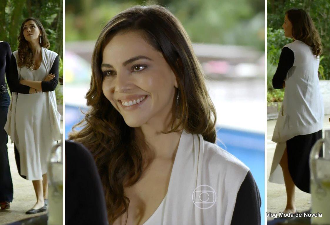 moda da novela Em Família - look da Marina dia 12 de junho