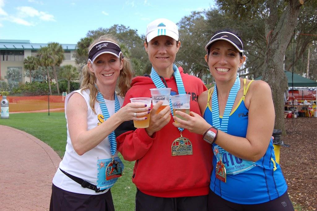 cheers%2521 Clearwater Marathon Recap
