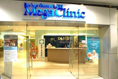 MegaClinic Logo