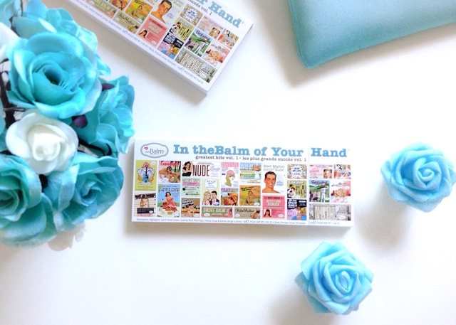 Thebalm In The Balm Of Your Hand Palette